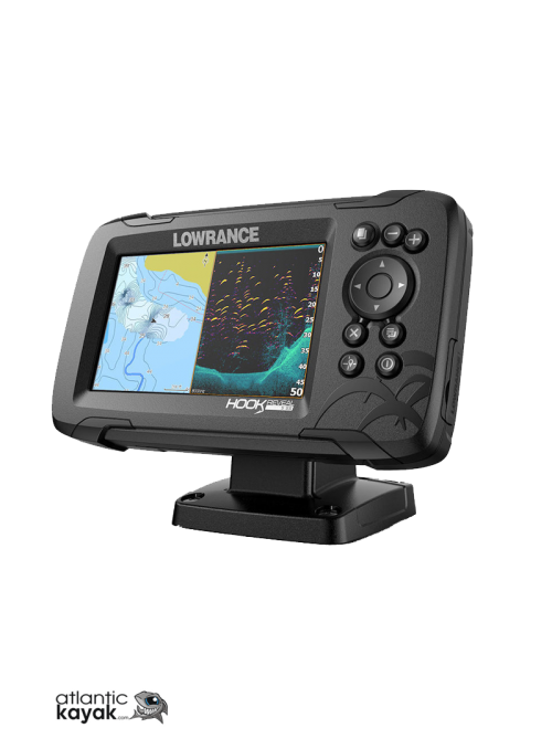 PROBE GPS PLOTTER LOWRANCE...