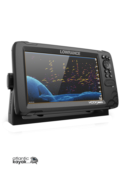 Plotter Lowrance HOOK...