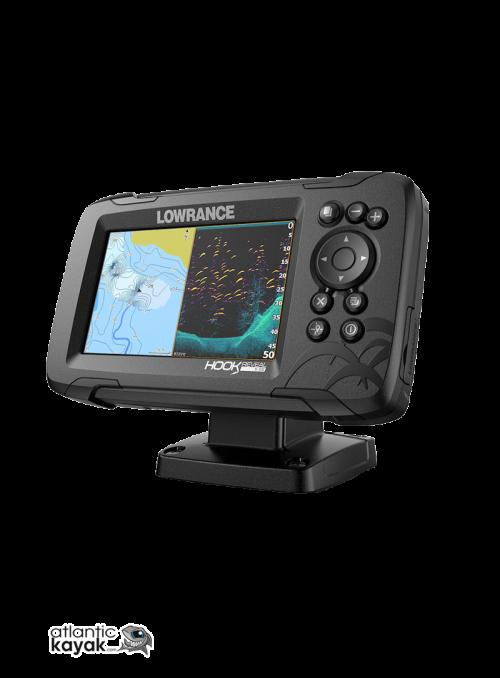 SONDA GPS PLOTTER LOWRANCE...