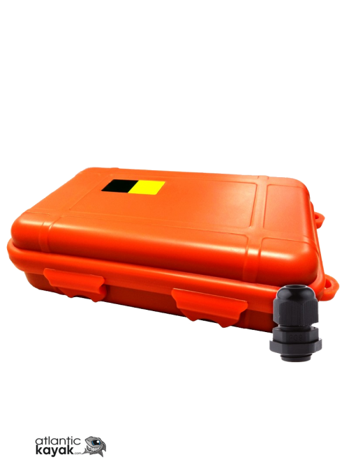 WATERTIGHT BATTERY BOX +...