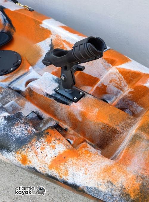 Hombre al agua para AK MOTOR 1.4CV