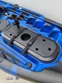 Pack Plataforma 102x102mm AK + Soporte Base HD AKSTAR