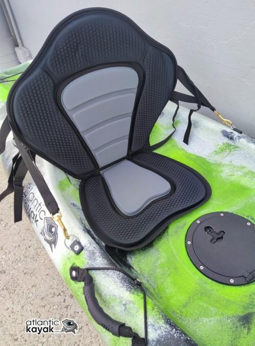 PALA de ALUMINIO FIJA para kayak