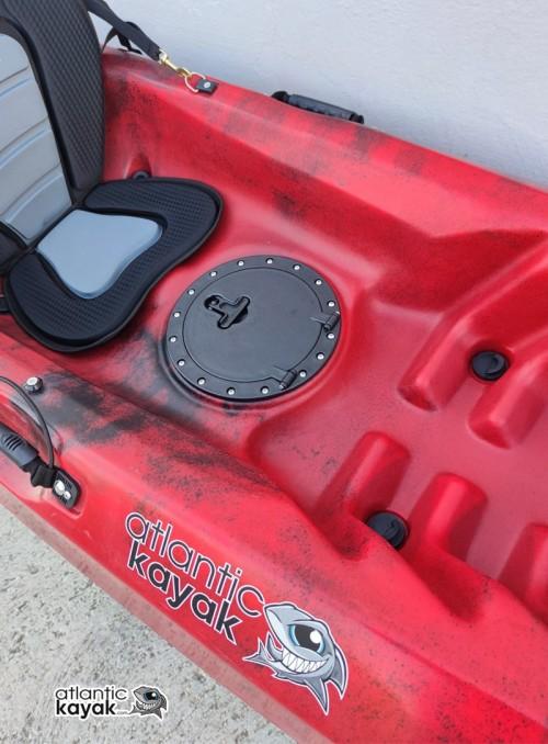 Kayak de paseo pesca CALIFORNIA