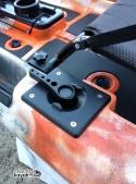 PACK Yukon + Lowrance Hook2 4 GPS