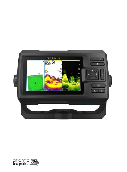 GARMIN STRIKER PLUS 5HP +...