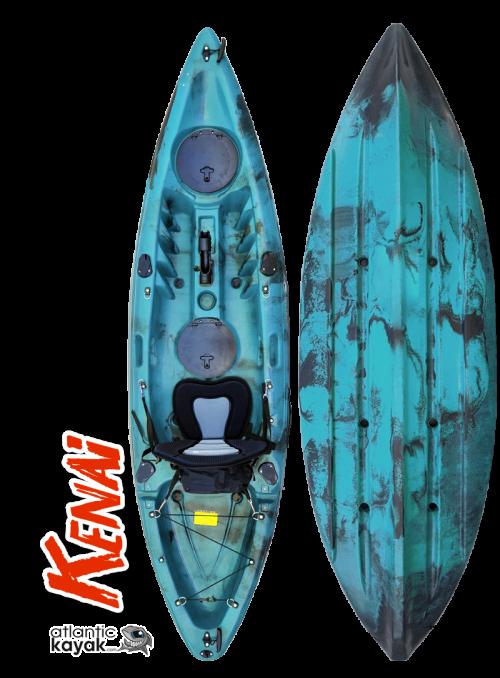Barra soporte motor Kayak GRANDE