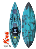 Big Kayak engine support bar