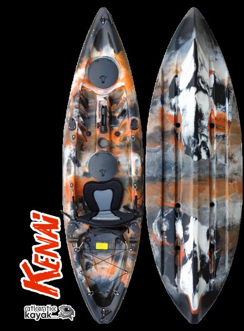 Soporte Linea de vida Kayak