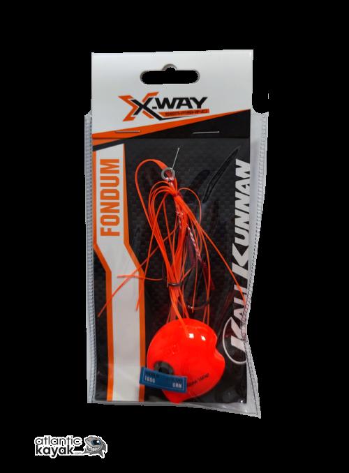 X-WAY FONDUM 160G