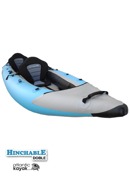 KAYAK HINCHABLE DOBLE