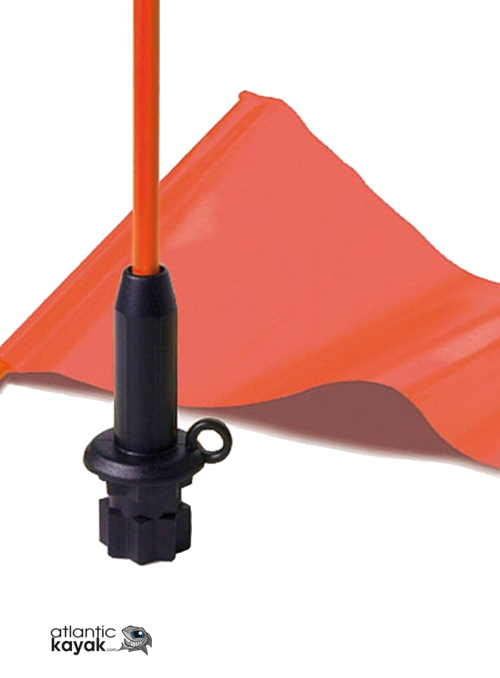 Banderin rod - black base