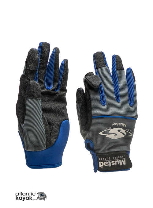 FISHING GLOVES MUSTAD LANDING