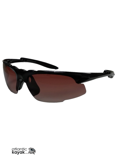SMOKED BLACK POLARIZED...