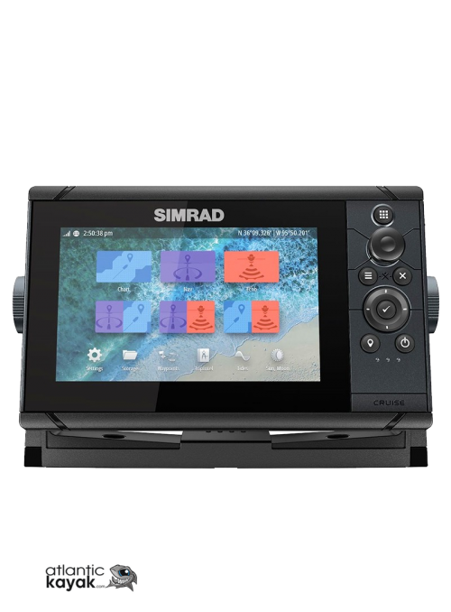 PROBE GPS PLOTTER SIMRAD...