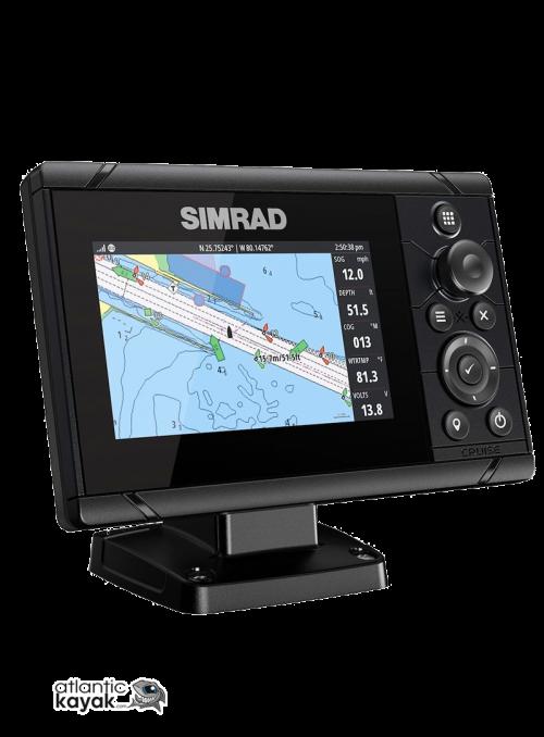 PROBE GPS PLOTTER SIMRAD...